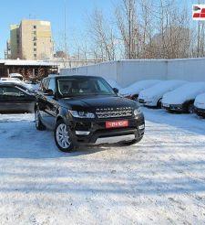 Land Rover Range Rover Sport SUPERCHARGED 2015. цена договорная