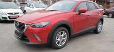 Описание Mazda CX-3 2016. 24800$