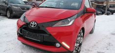 Toyota Aygo ELEGANCE 2017. 16100$