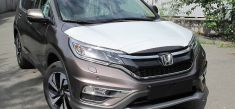 Honda CR-V Executive 2017. 37800$