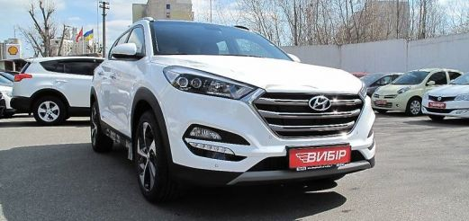 Hyundai Tucson TOP 2017. 29800$