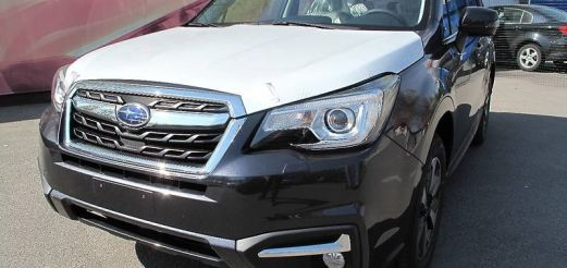 Subaru Forester 2017. 32500$